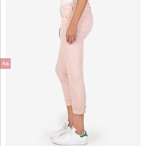 NEW Kut From the Kloth Amy Crop Jeans